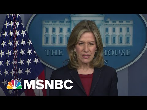 White House: Pipeline Has Not Suffered Damage After Cyberattack, Can Be Brought Back Online   MSNBC
