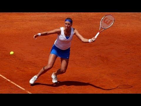 2012 Internazionali BNL d'Italia Rome Day 2 WTA Highlights