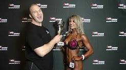 Vanessa Kunert Siegerin Juniorinnen Bikini Fitness I bis 165cm Interview@Deutsche Junioren & Master