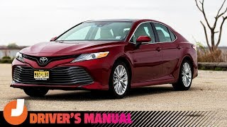 homepage tile video photo for The Toyota Camry Is The Gold Standard Of Mid-Sized Sedans