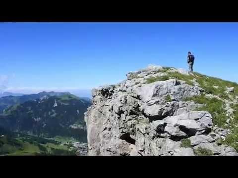 Randonnée Suisse - Liechtenstein