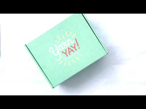 YARN YAY KNITTING BOX by Vickie Howell