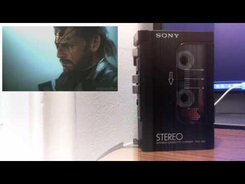 MGSV Sony Tape Truth