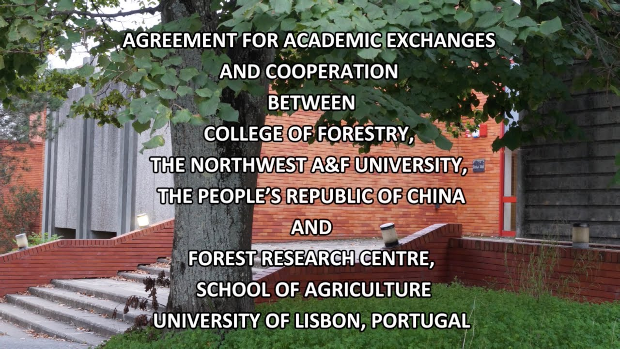 Cefisa agreement with the chinese northwest af university youtube cefisa agreement with the chinese northwest af university platinumwayz