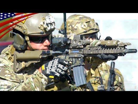 【米軍の特殊部隊って何個あるの?何人いるの?】5万人を超える兵士・膨大な予算・部隊数などを解説