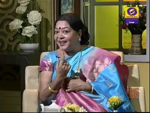 Senior Artist Jayalakshmi Patil in Shubhodaya Karnataka | 22-04-2019 | DD Chandana