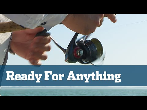 Florida Sport Fishing TV - Rigging Station Everglades Tackle Tips Rods Reels Rigs