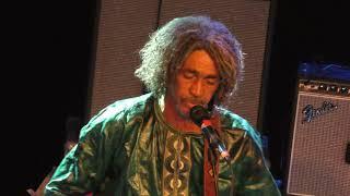 Tinariwen Tamiditin Tan Ufrawan Theatre of The Living Arts Philly 7/29/18