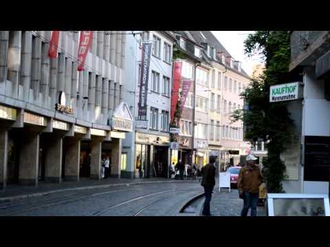 Innenstadt Freiburg