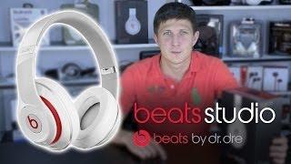 Обзор наушников Beats by Dr Dre Studio 2 0 . Характеристики и отзывы на Beats Studio 2 2013
