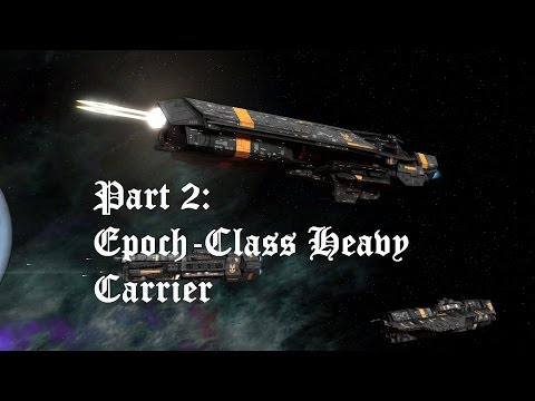 Sins of the Prophets Multiplayer (UNSC) With Loren Part 2: Epoch-Class Heavy Carrier