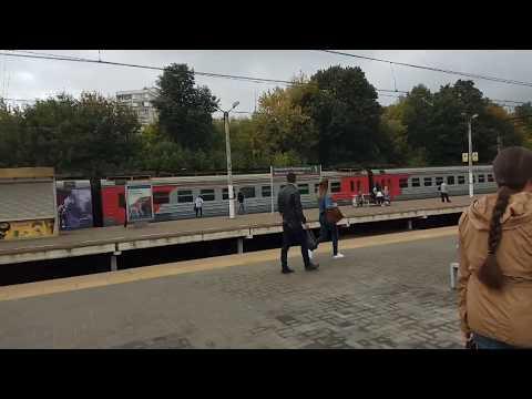 ЖД Платформа Бирюлево-Восточное, Москва