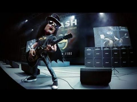 SLASH -【The Godfather】made in stoke live HD