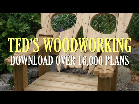 teds-woodworking-plans-pdf,-review-&-projects-download