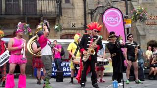 Funky Style Brass from Toulouse at Durham Brass Festival 2013