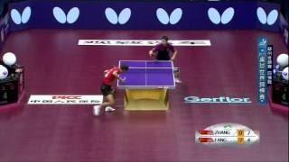 2015年蘇州桌球世錦賽 冠軍戰 馬龍 - 方博
