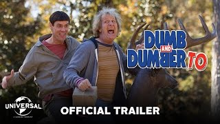 Dumb And Dumber To - Official Trailer (HD)