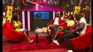 Repeat youtube video Diva Show - Meet up with Bukom Banku and Ayittey Powers - 15/2/2014
