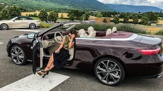 Vlog: Юбилейный Кабриолет Mercedes-Benz E-Class 25th Anniversary E400 Cabriolet