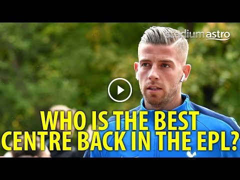 Who is the best centre-back in the EPL? | Southampton 1-1 Tottenham | Astro SuperSport