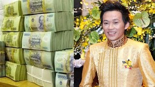 Vì sao Hoài Linh có Cát xê khủng nhất showbiz Việt năm 2016 - TIN TỨC 24H TV