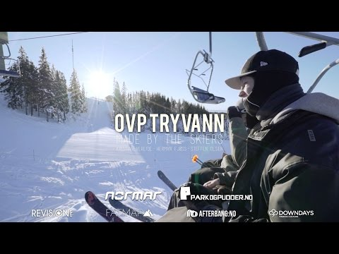 Oslo Winter Park Tryvann 2016 Edit