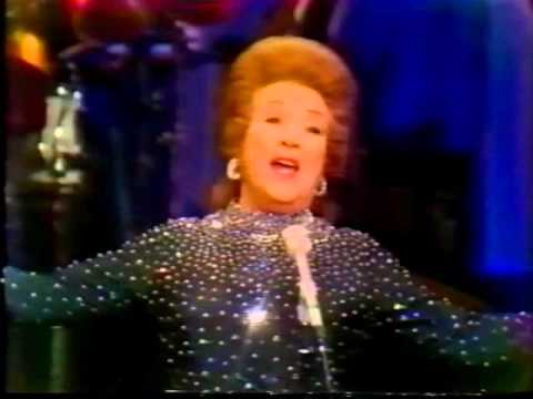 Ethel Merman, Lady With a , Nothing Can Stop Me Now, 1976 Las Vegas