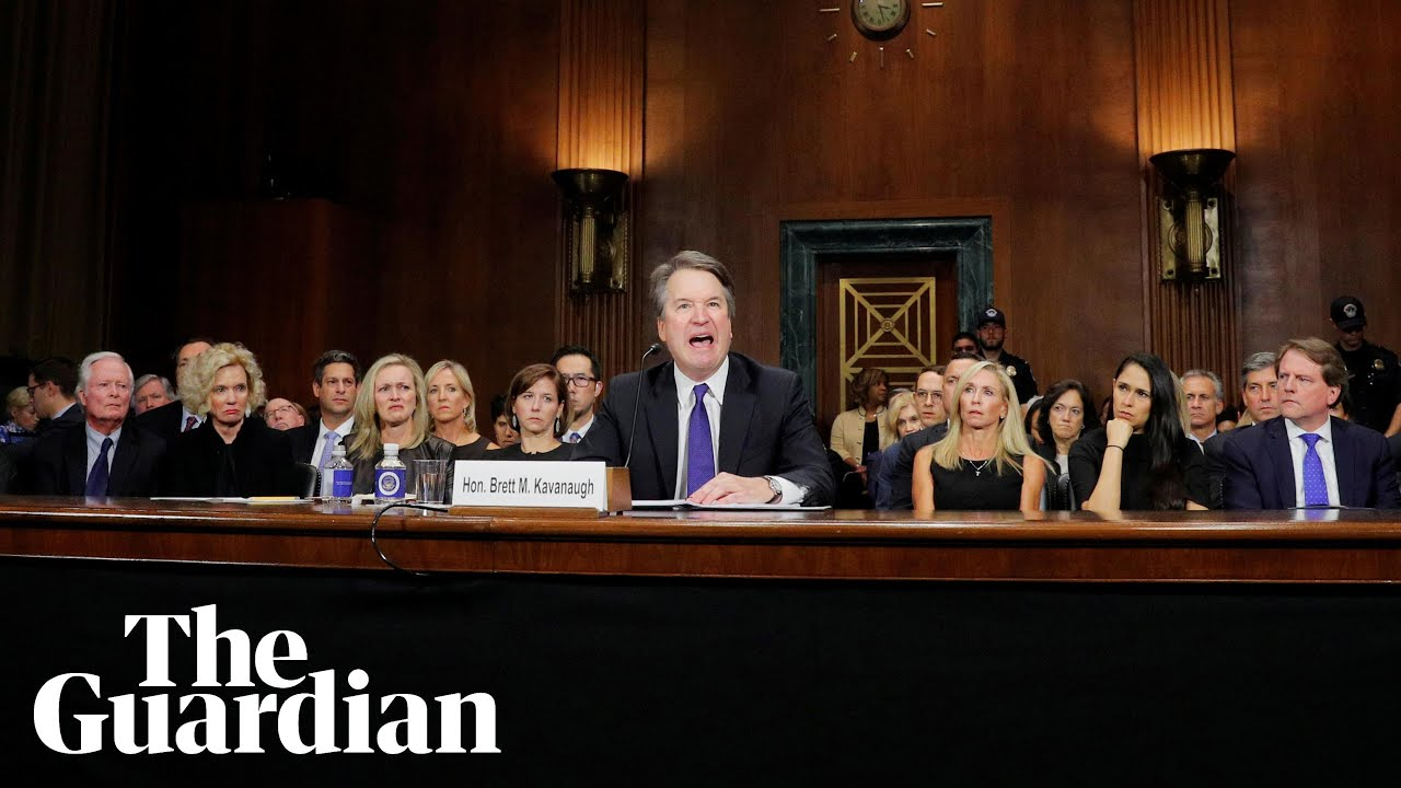 Key moments from Brett Kavanaugh's confirmation battle