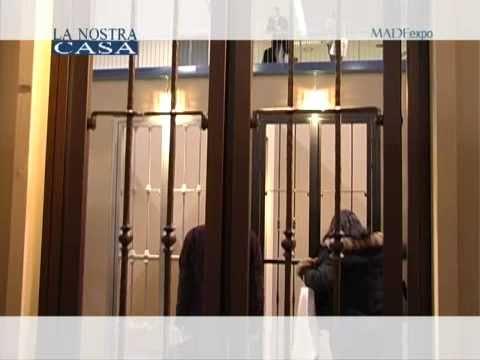 Grate di sicurezza inferriate per appartamenti e ville for Kit inferriate fischer