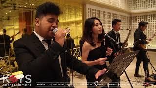 HONNE - Day 1 ◑ (cover by KEYS Wedding Entertainment Jakarta)