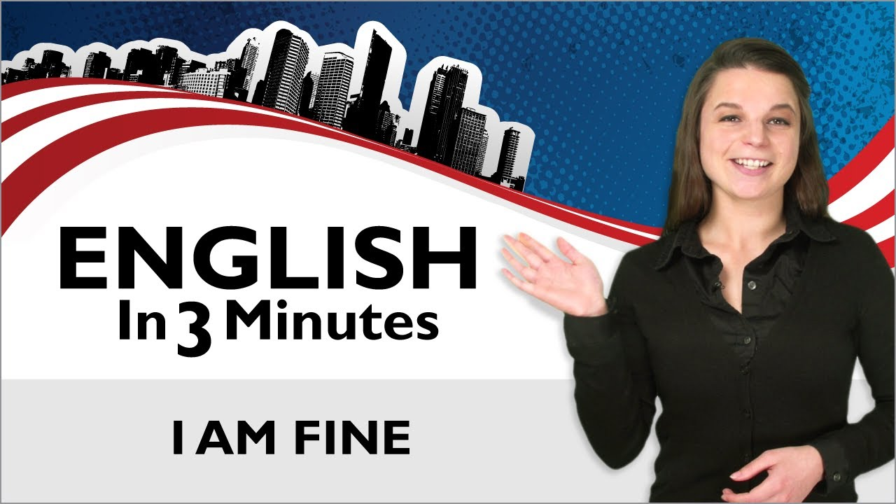 Learn English Greetings In English How To Answer The Question