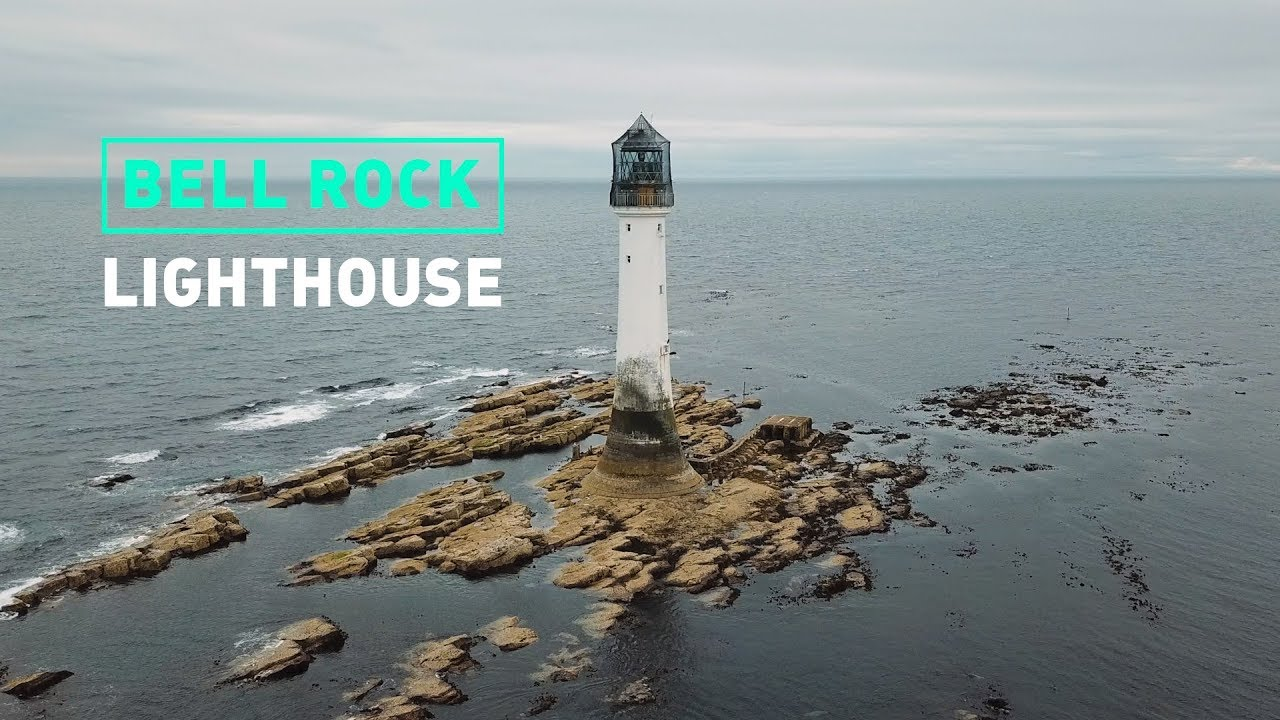 aa1ce6388 Bell Rock Lighthouse - YouTube