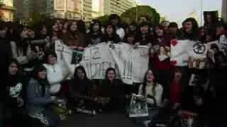 Video Editado Tokio Hotel Argentina,Happy Birthday B,T,Gus.