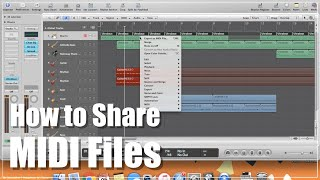 Easy Way to Share MIDI Files [Out of Date :/ ]