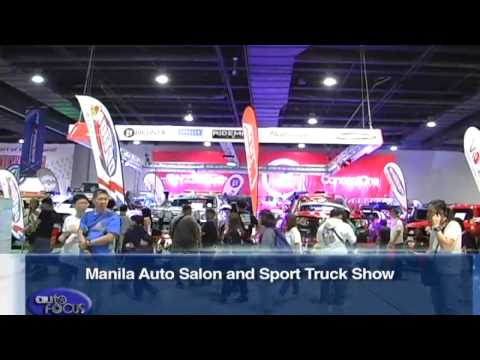Manila Auto Salon And Sport Truck Show 2016 - Industry News