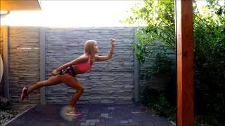 8 MIN LEGS&BUTT WORKOUT BY SIMI SLOTOVA