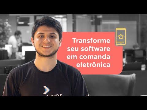 Transforme seu software em comanda eletrônica   Plugmobile