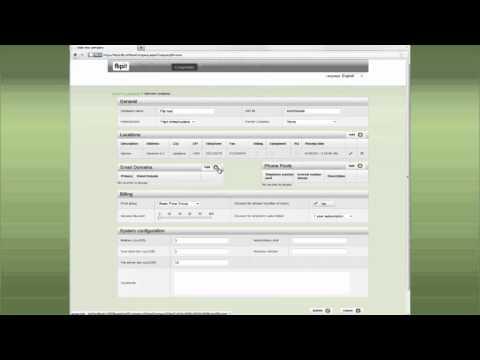 Flip IT - Management portal (slo)