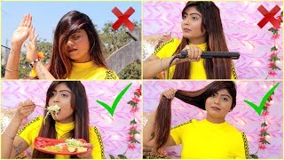 ❌ Daily Habits that will KILL your hair ❌ | 8 Best HAIR CARE Tips You'll Ever Get | Rinkal Soni