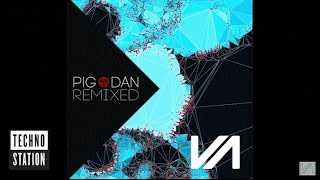 Pig&Dan - Universal Love (Matador Remix)