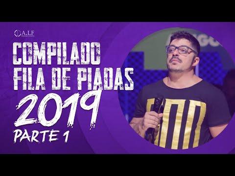 COMPILADO FILA DE PIADAS 2019 - parte 1 - MÁRCIO DONATO