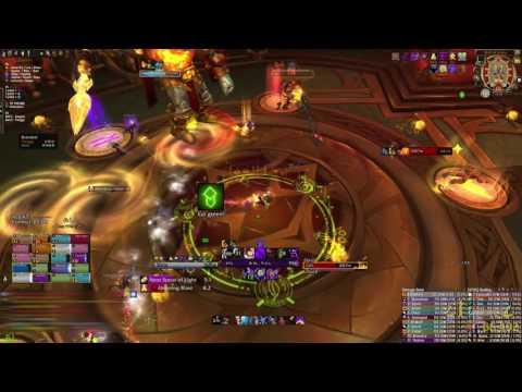 Dark Ritual vs Odyn Mythic (Shadow Priest POV)
