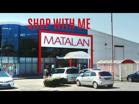 Matalan up for sale