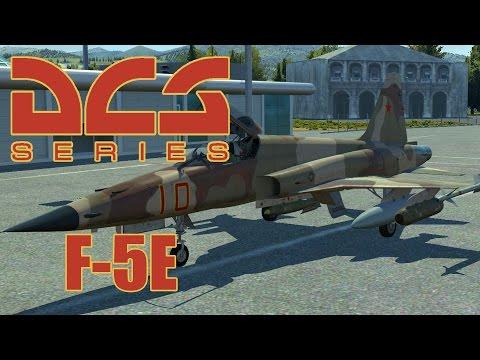 DCS: F-5E Tiger II - Erster Eindruck + Crashkurs [Deutsch|HD+]