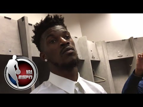 Jimmy Butler: Warriors outplayed Timberwolves during entire game | NBA on ESPN