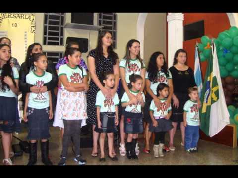 Crianças da Adec . Pastor Cosme