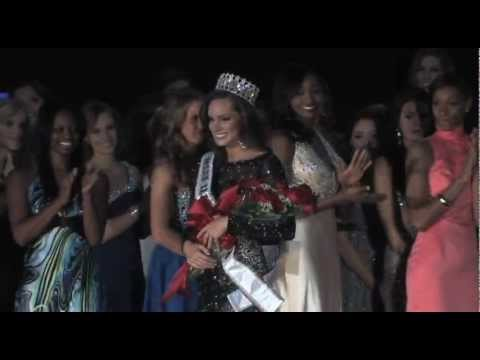 2013 Miss Illinois USA Crowning Moment  4 Star Productions