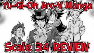 Yu-Gi-Oh Arc-V Manga: Scale 34 REVIEW (The Yu Boys are BROTHERS!?)