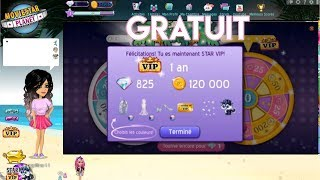 #BalanceTonYoutubeur  TUTO : Etre VIP 1 AN STAR GRATUITEMENT *-* ( Non patched ) New methode 2018
