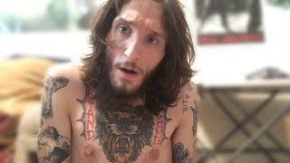 People Talk About Their Tattoos: Perry Tomczyk